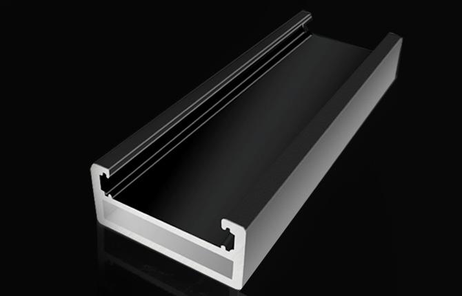 35极窄系列铝型材【16X35双
