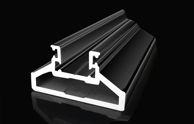 35极窄系列铝型材【7X35单