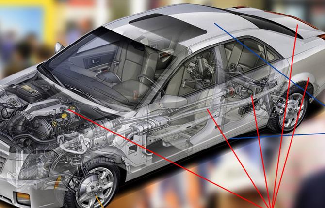 汽车铝合金案例